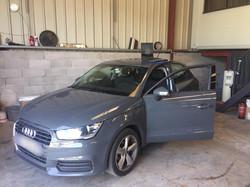 Audi A1 entretien révision, remise à zéro.