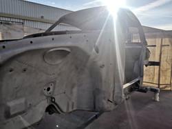 Caisse Porsche 2.2S