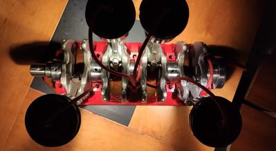 Lampe Bas moteur Mitsubishi Lancer Evolution VI