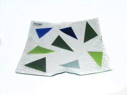 Origami Prato Cores frias 32X32 c