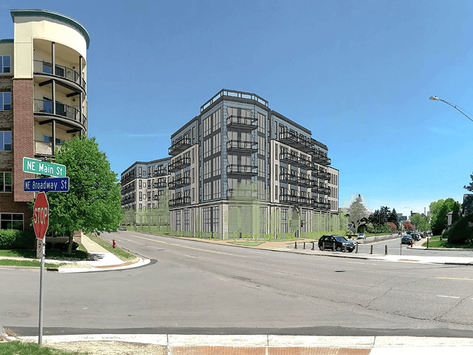 At 288 units on about one block: Proposal stuns neighbors