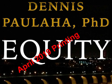 """""""EQUITY"""" A Book with a Critical Look at the """"Minneapolis 2040 Plan"""""""