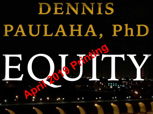 """EQUITY"" A Book with a Critical Look at the ""Minneapolis 2040 Plan"""