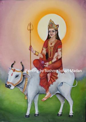 Maa Shailputri