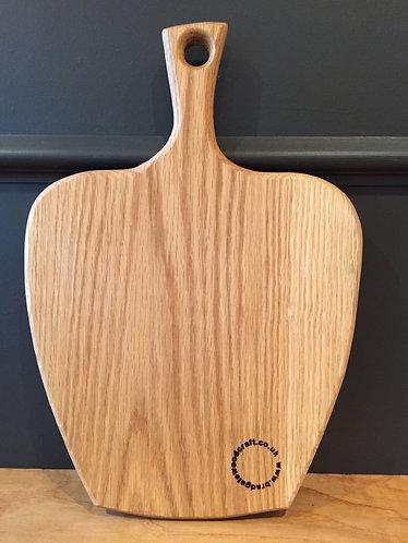 Medium English Oak Serving Board