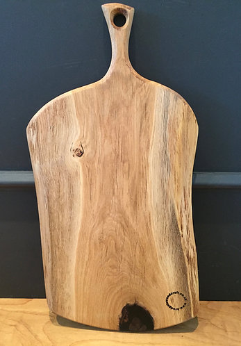 Large English Oak Serving Platter