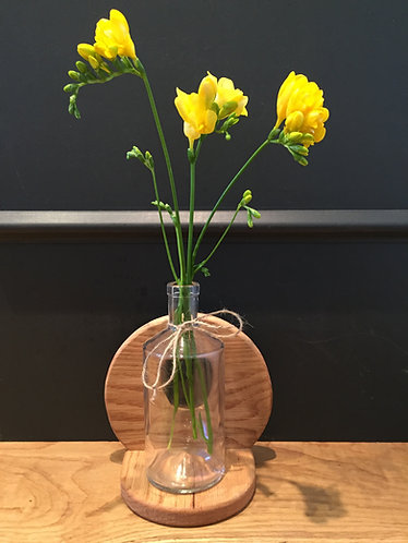 Flower Stem Bottle Stand