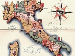 Regiões e províncias Italianas