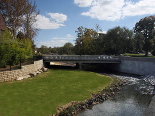 First Creek Channel Improvements