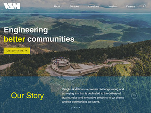 New Website for Engineer's Week
