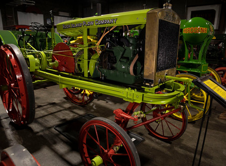 The American Tractor Museum
