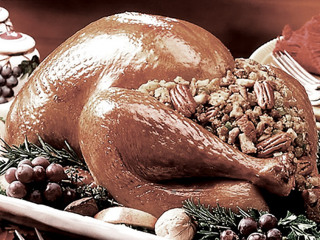 I'm Thankful - I Think