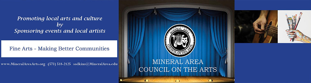 Advertisement for Mineral Area College in Park Hills Missouri