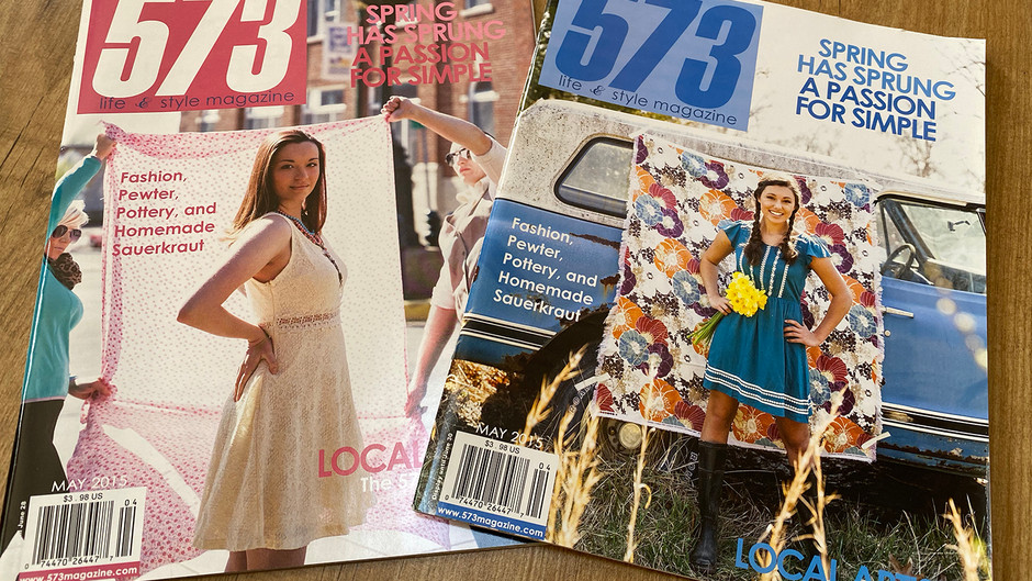 573 Fall Fashion Model Search