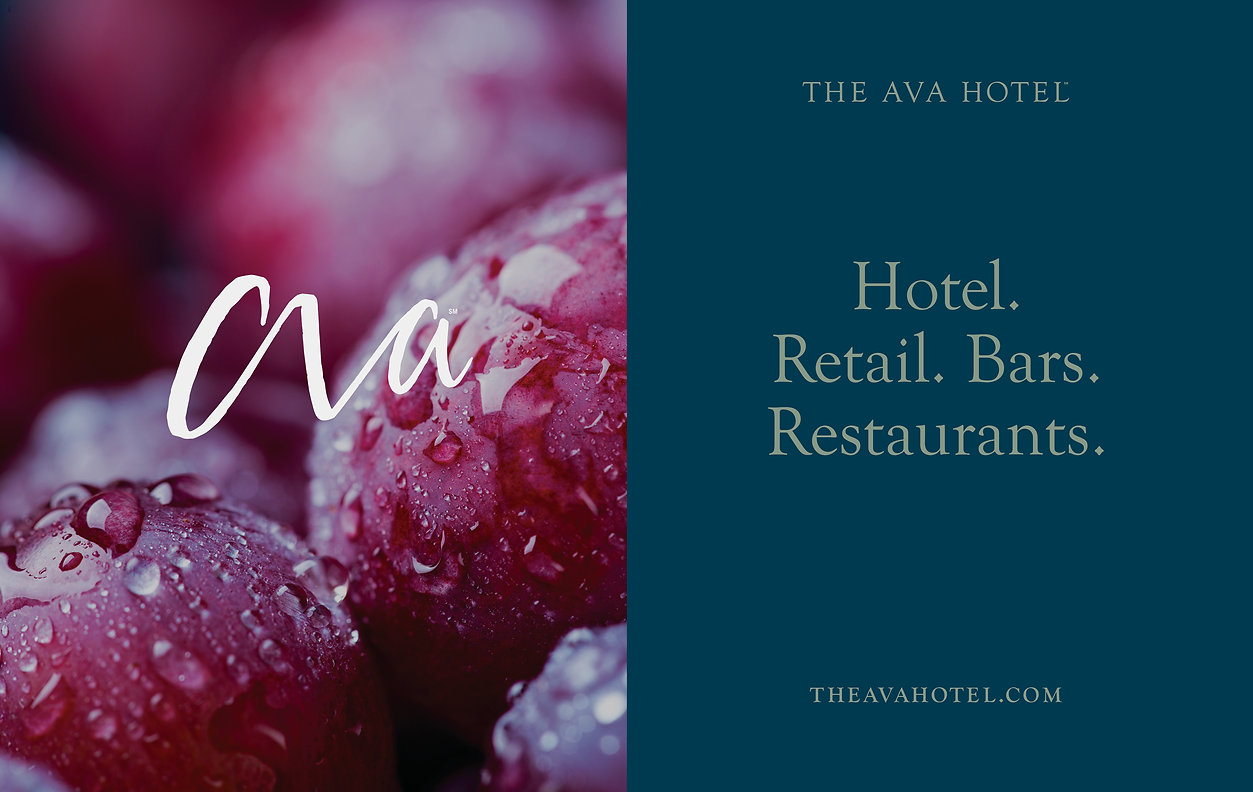 The Ava Hotel: Hotel,Retail, Bars, Restauran