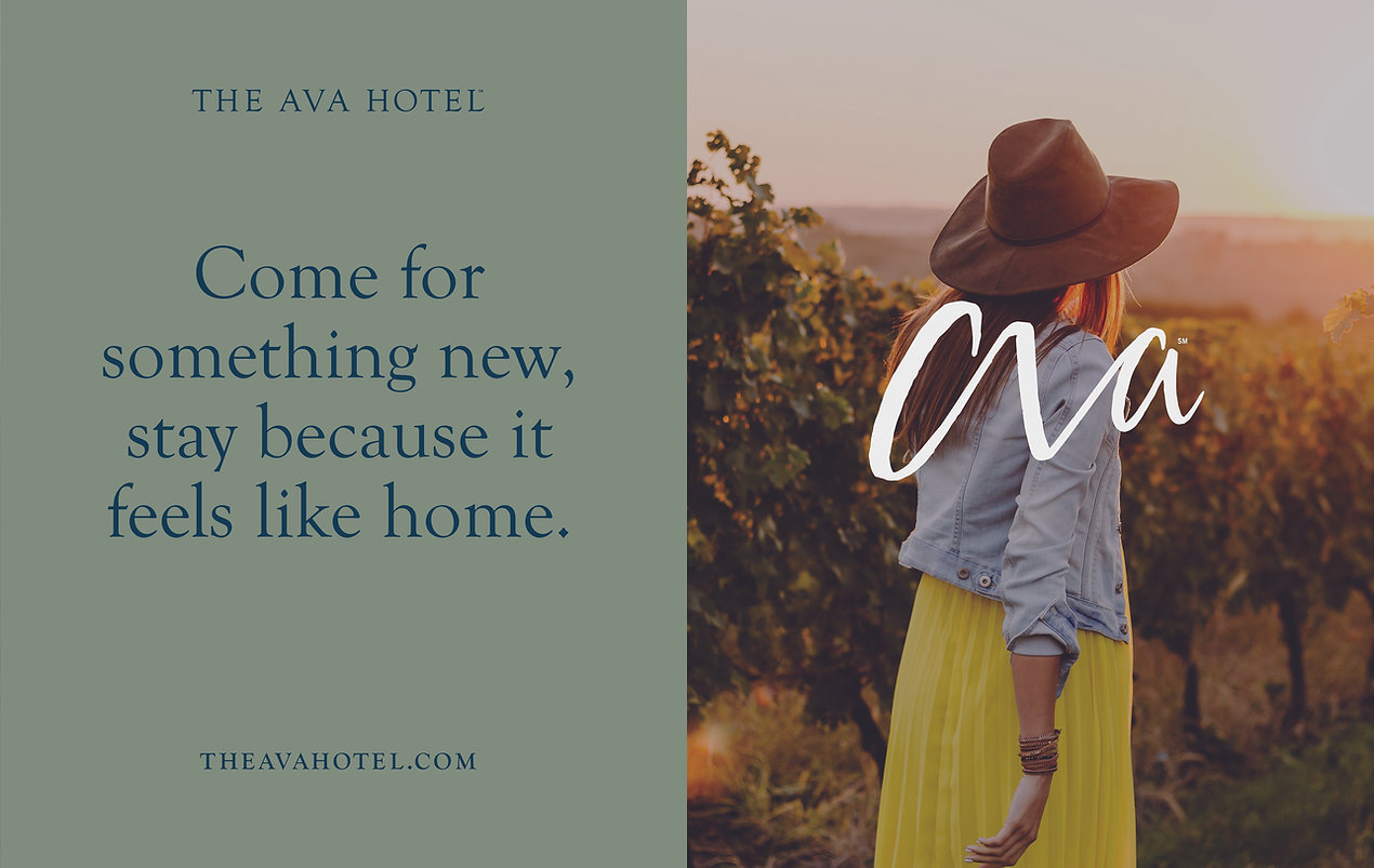 The Ava Hotel: 944 Pine Street Paso Robles, CA