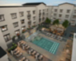 The Ava Hotel: Vacation in downtown Paso Robes
