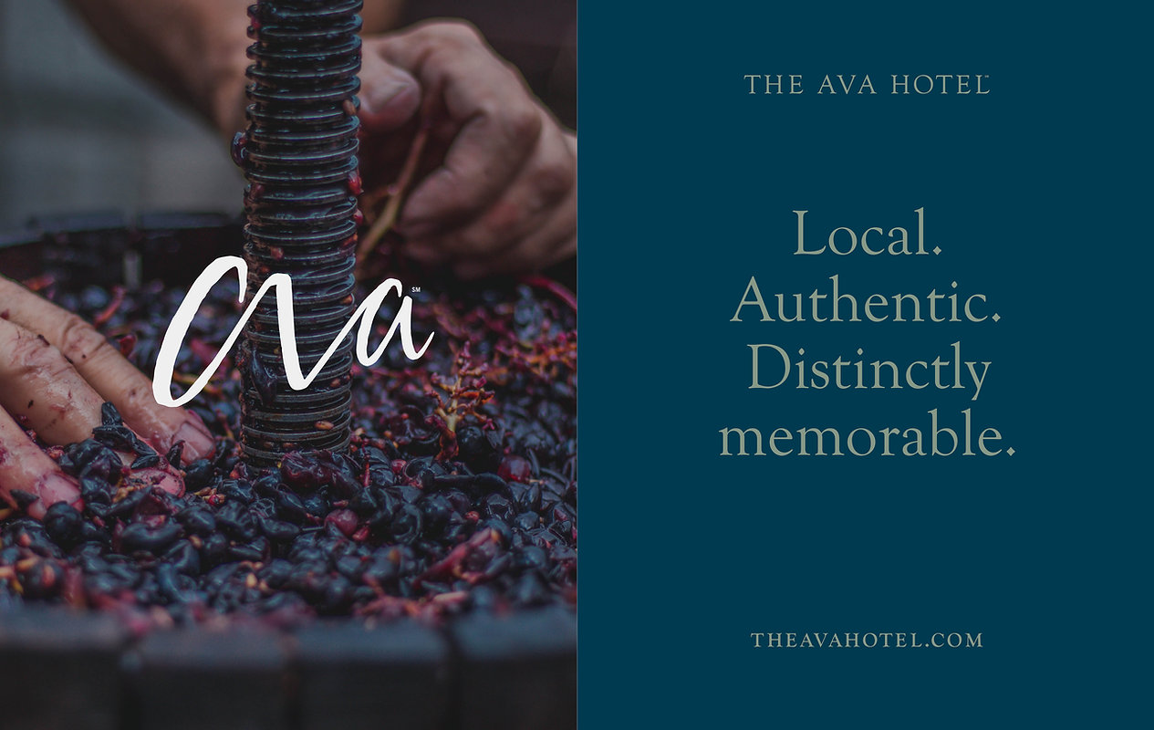 The Ava Hotel: Locl, Authentic, Distinctly Memoriable