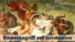 Video Römerangriff auf Germanien