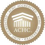 Chrysalis ACHC Gold Seal of Accreditatio