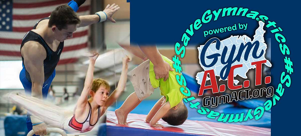 A Gymnast grows from Pre-school to College gymnastics  gymact launches save gymnastics fundraiser
