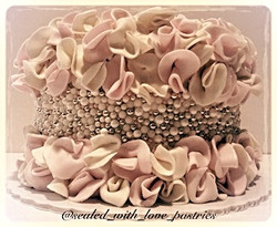 Signature Birthday Cake