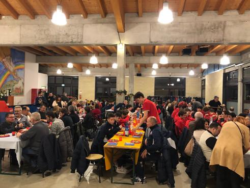 ANCHE QUEST'ANNO GRANDE SUCCESSO DELLA FESTA DI NATALE