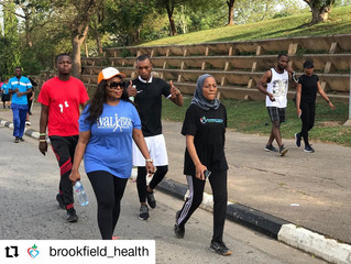 BROOKFIELD WALKS WITH  WITH MONSTATRIBE (HIKE GROUP) - WALK WITH A DOC – NOVEMBER EDITION