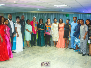 Lifestyle Medicine Practitioners Association of Nigeria Inaugural Gala 2017
