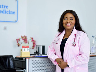 IWD: Dr Ifeoma Monye Applauds Women, Calls for Self-care