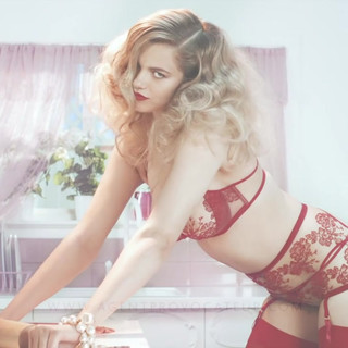 Agent Provocateur Make Love, Not Dinner