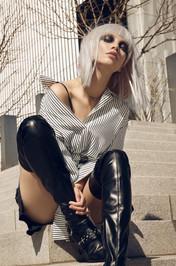 Macky Suson, Model Citizen Magazine Glob