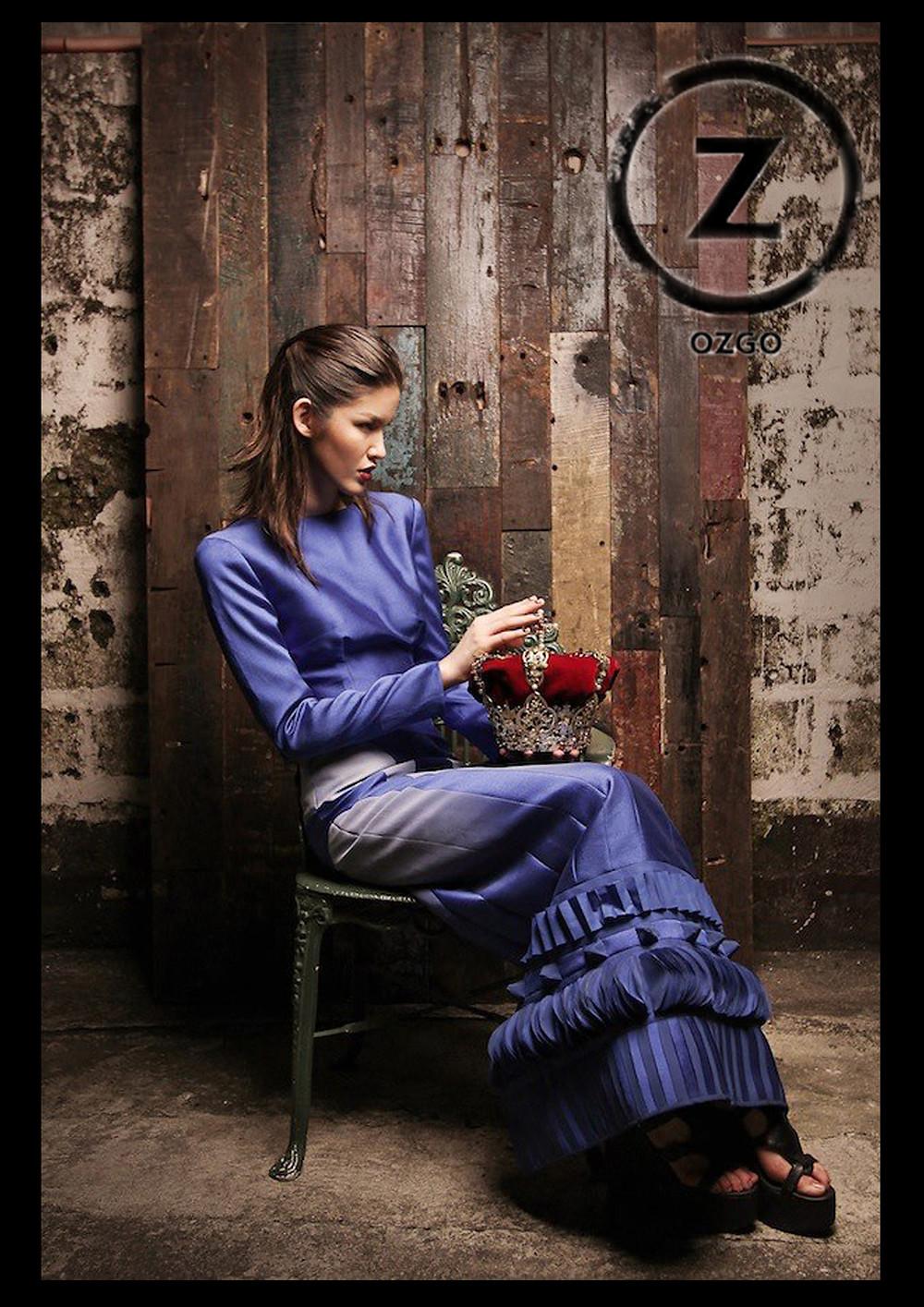 Fashion Designer Oz Go