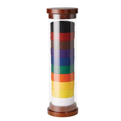Cylinder Belt Displays - 10 Level