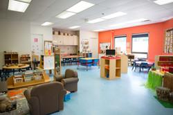 Salle de classe - Bambins
