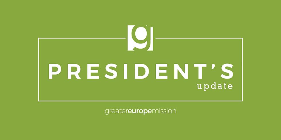 GEM President's Update