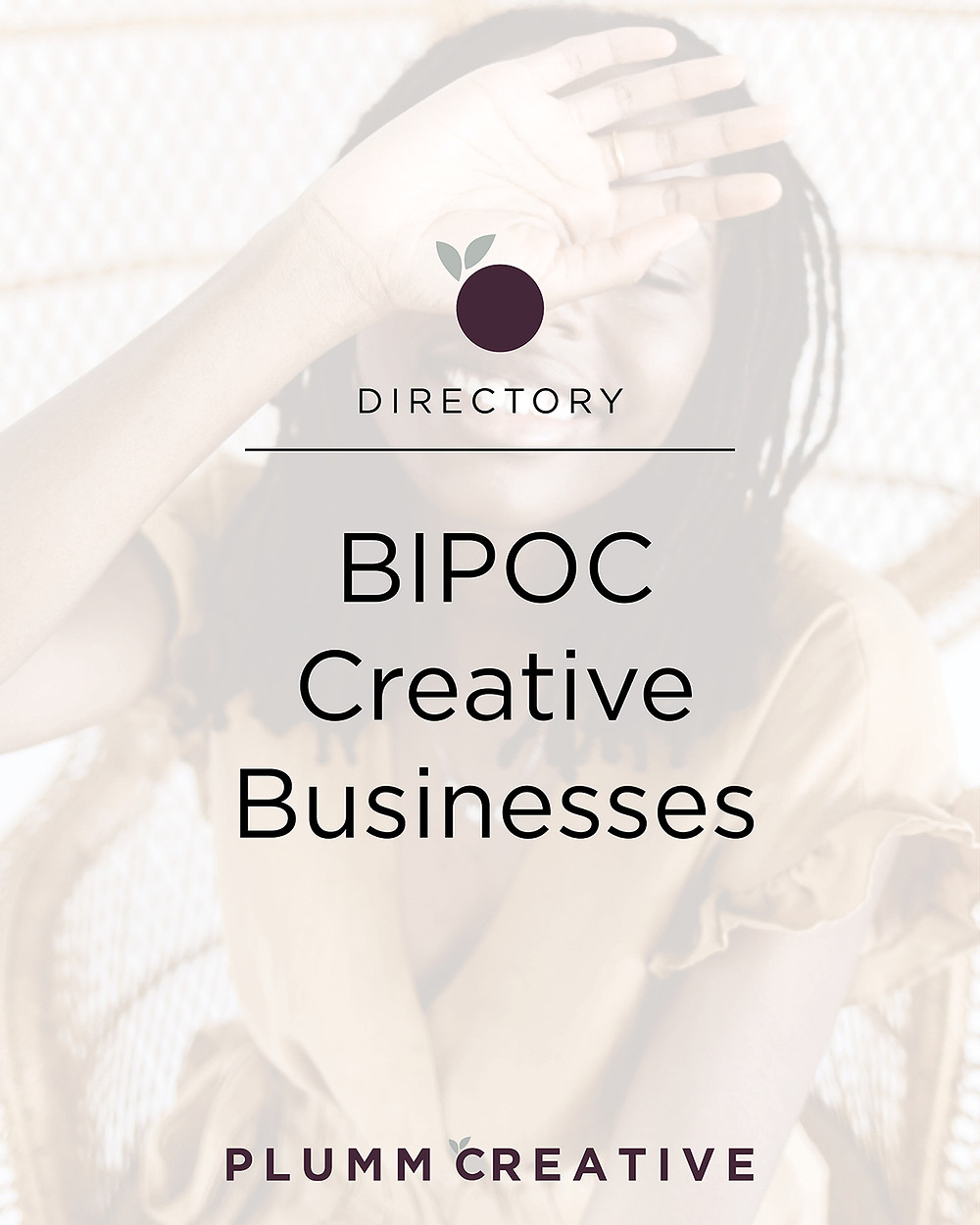 BIPOC Creative Businesses Banner