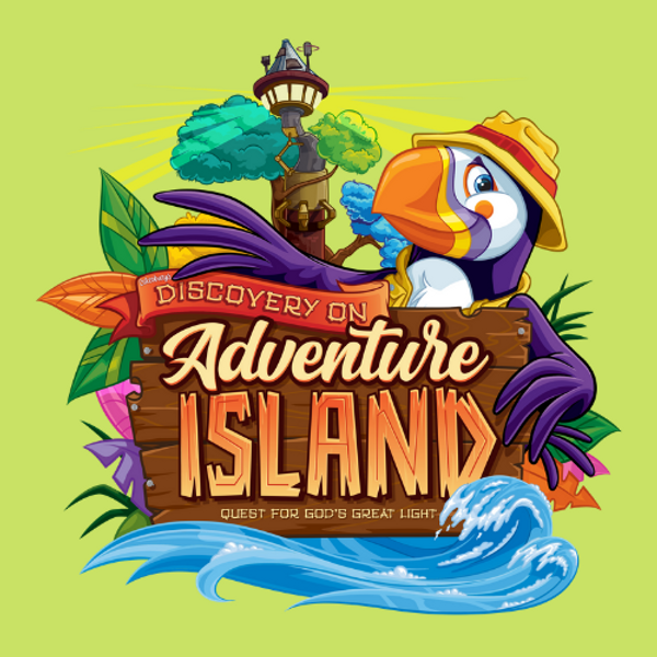 Discovery On Adventure Island VBS
