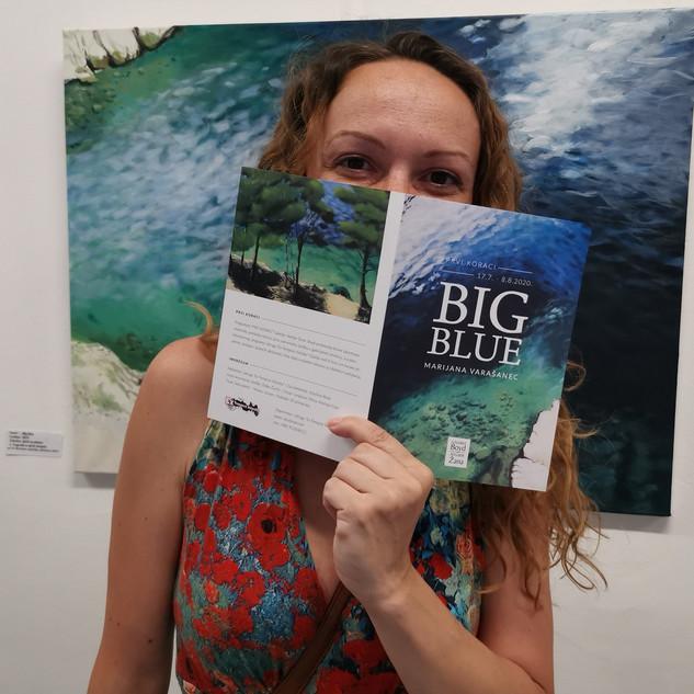 8-Izlozba Big Blue Marijana Varasanec (2