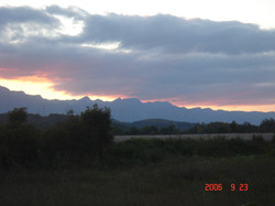 mauntain ranges