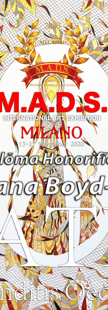 Snježana Boyd-Žana Diploma Honoricus