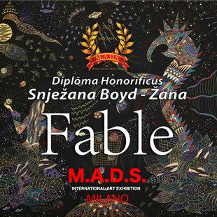 Diploma Honorificus / Počasna diploma