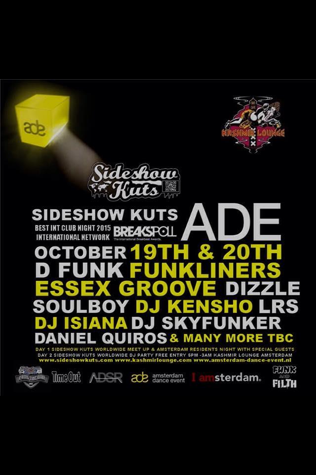 SSK _ ADE Amsterdam Fest