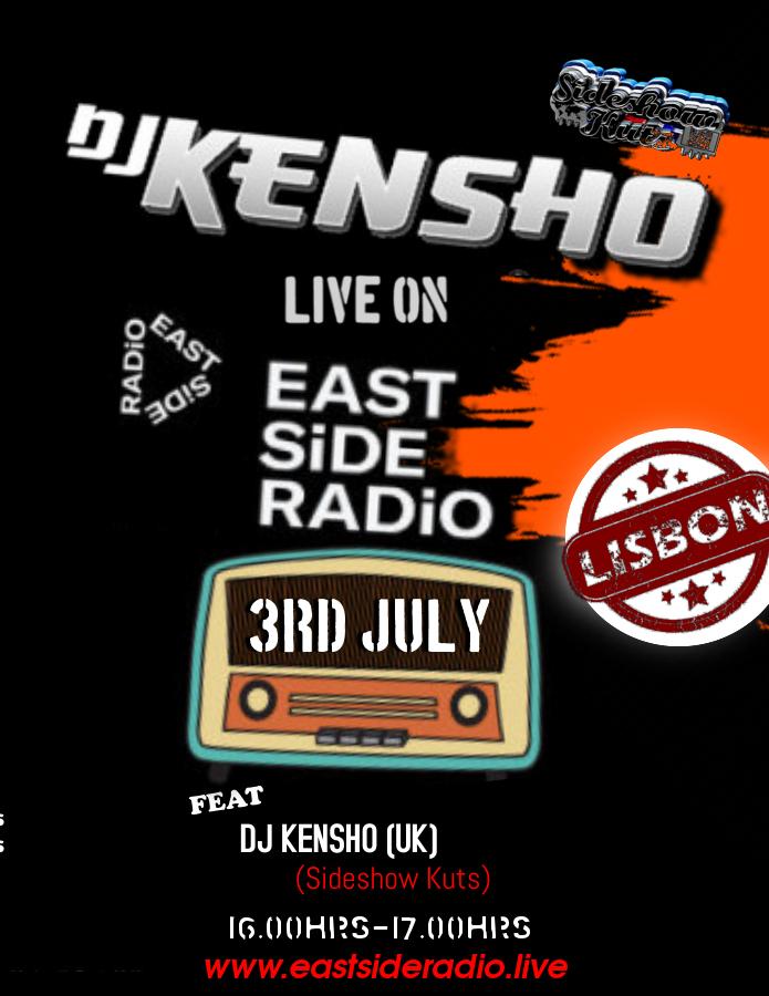 DJ Kensho SSK Portugal