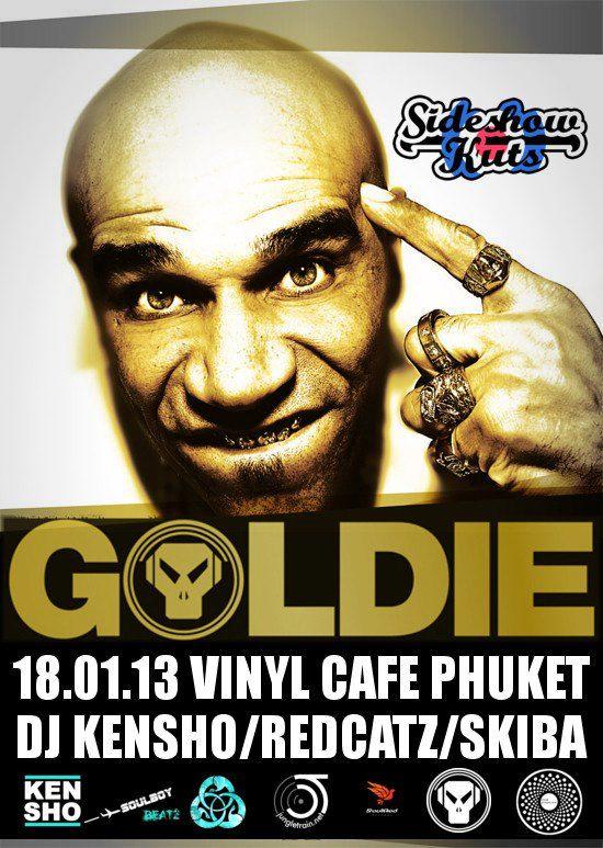 goldie ssk thailand
