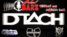 SSK TV * BEHIND BARS - SESSION 001 FEAT. DTACH of WU TANG MANAGEMENT'S PROTECT YA NECK RECORDS&#