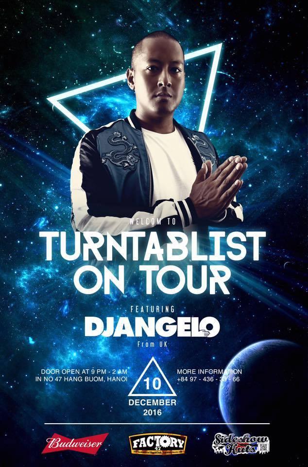 DJ Angelo SSK Vietnam