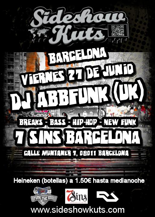 Sideshow Kuts Barcelona, Spain