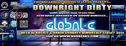 DOWNRIGHT DIRTY /  U.S.A  LEGENADRY BREAKERS OF BOOM