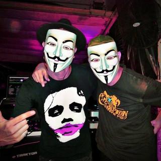 DJ Kensho & Soulboy (UK) SSK Bangkok, Thailand